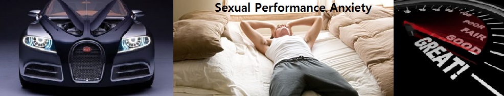 Sexual Performance Anxiety